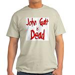 John Galt is Dead Ash Grey T-Shirt