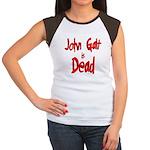 John Galt is Dead Women's Cap Sleeve T-Shirt