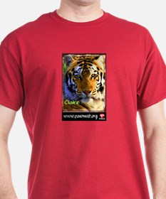Claire the Tiger T-Shirt