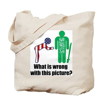 What's wrong? Tote Bag