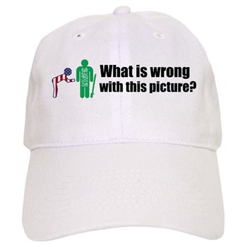 What's wrong? Cap