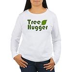 Tree Hugger Women's Long Sleeve T-Shirt