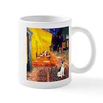 Cafe / Rat Terrier Mug