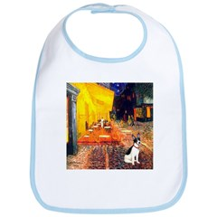 Cafe / Rat Terrier Bib