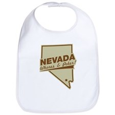 Nevada - whores and poker! Bib
