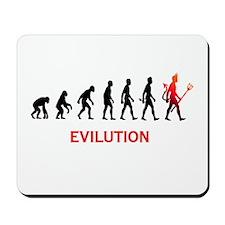 EVILUTION Mousepad