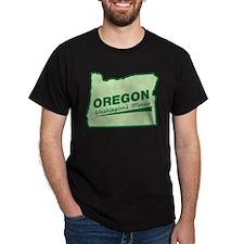 oregon - washington's mexico T-Shirt