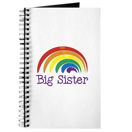 Big Sister Rainbow Journal