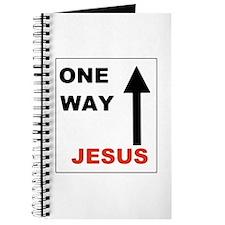One Way Jesus Journal