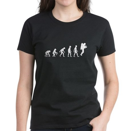 JETPACK Women's Dark T-Shirt