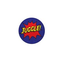 Juggle Action Mini Button (10 pack)