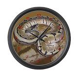 Python Giant Clocks