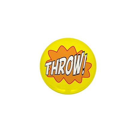 Throw Action Mini Button