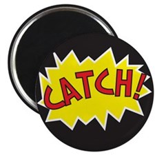 """Catch Action 2.25"""" Magnet (10 pack)"""