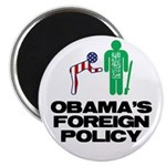 "Obama Bow 2.25"" Magnet (100 pack)"