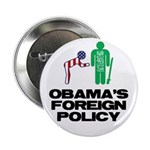 """Obama Bow 2.25"""" Button (100 pack)"""