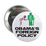 """Obama Bow 2.25"""" Button"""