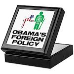Obama Bow Keepsake Box