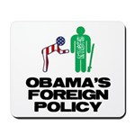 Obama Bow Mousepad