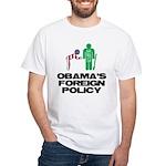Obama Bow White T-Shirt