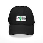 Obama Bow Black Cap