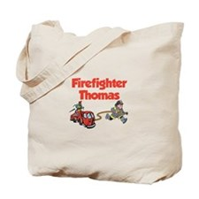 Firefighter Thomas Tote Bag