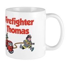 Firefighter Thomas Mug