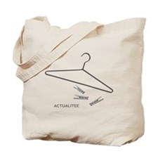 WIRE HANGER Tote Bag