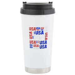 USA grouping Travel Mug