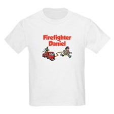 Firefighter Daniel T-Shirt