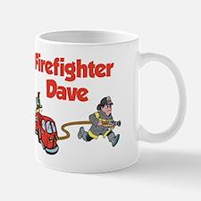 Firefighter Dave Mug