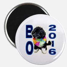 BO OBAMA 2016 - Magnet