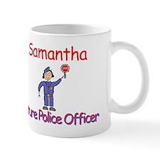 Samantha - Future Police Mug