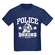 Irish Police Boxing T