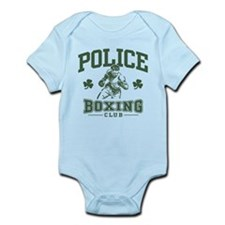 Irish Police Boxing Infant Bodysuit