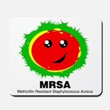 MRSA Mousepad