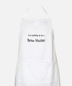 I'm training to be a Brew Master BBQ Apron