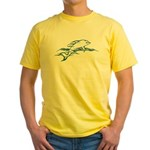 Dolphin Yellow T-Shirt