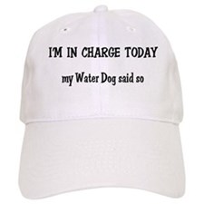 I'm in Charge Water Dog Baseball Cap