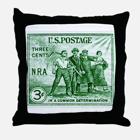 Unique Stimulus Throw Pillow
