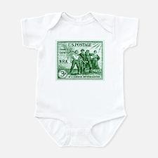 Unique Franklin roosevelt Infant Bodysuit