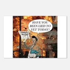 Cute Journalism Postcards (Package of 8)