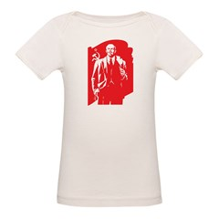 Vintage Lenin Organic Baby T-Shirt