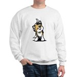 Cupid Calico Kitten Sweatshirt