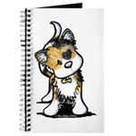 Cupid Calico Kitten Journal
