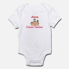 Alexa - Future Teacher Infant Bodysuit