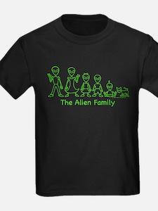 AlienFamilyText T