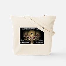 Unique Pro wrestling Tote Bag