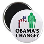 Change? Magnet