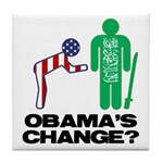 Change? Tile Coaster